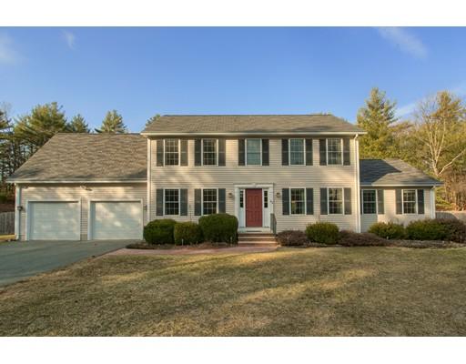 独户住宅 为 销售 在 62 Emery Road Townsend, 马萨诸塞州 01469 美国