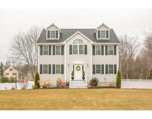 Single Family Home for Sale at 347 PLEASANT STREET Tewksbury, Massachusetts 01876 United States