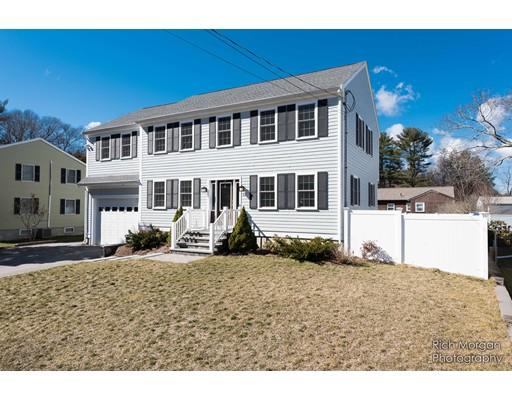 Single Family Home for Sale at 21 Sofia Road Stoughton, Massachusetts 02072 United States