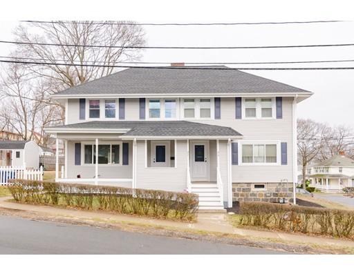 Многосемейный дом для того Продажа на 27 Arthur Street Braintree, Массачусетс 02184 Соединенные Штаты