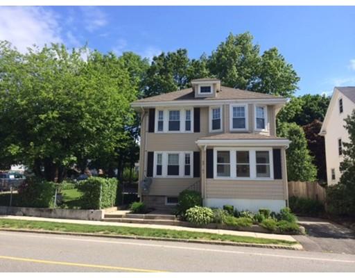 独户住宅 为 出租 在 63 Warren Street 沃特敦, 马萨诸塞州 02472 美国
