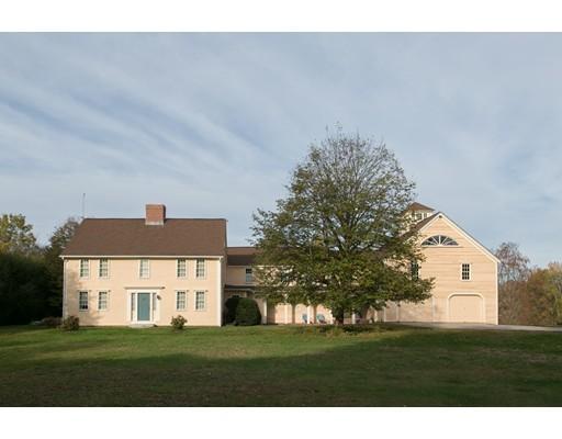 Single Family Home for Sale at 383 Cambridge Tpke Concord, Massachusetts 01742 United States
