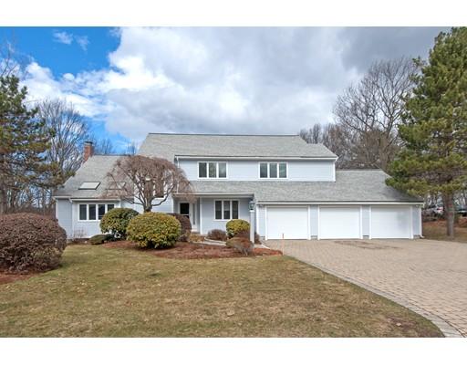 Частный односемейный дом для того Продажа на 15 Cadorette Road Ashland, Массачусетс 01721 Соединенные Штаты
