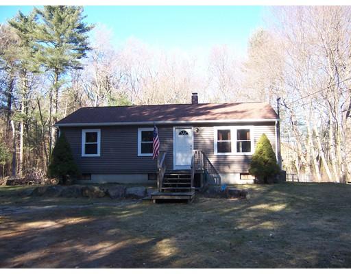 Casa Unifamiliar por un Venta en 40 ESCOHEAG HILL West Greenwich, Rhode Island 02817 Estados Unidos