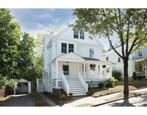 Additional photo for property listing at 32 Hollis Street  Newton, Massachusetts 02458 Estados Unidos