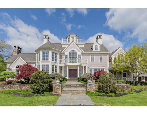独户住宅 为 销售 在 45 Judges Hill Drive Norwell, 马萨诸塞州 02061 美国