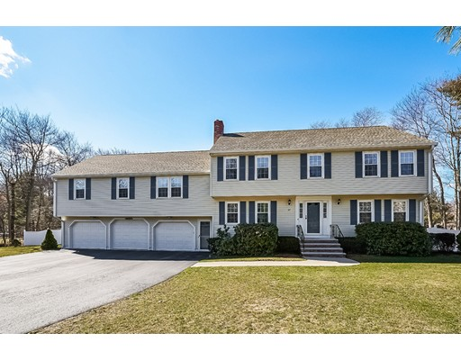 Single Family Home for Sale at 27 Van Buren Drive Abington, Massachusetts 02351 United States