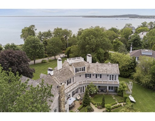 Single Family Home for Sale at 322 King Caesar Road Duxbury, Massachusetts 02332 United States