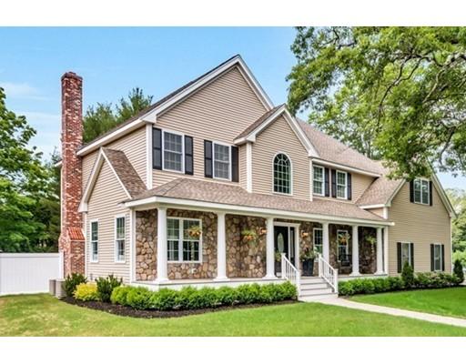 Single Family Home for Sale at 147 Center Street Easton, Massachusetts 02356 United States