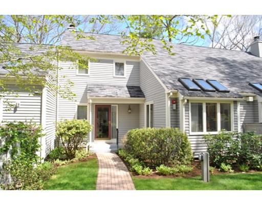Single Family Home for Rent at 72 Birchwood Lane Lincoln, Massachusetts 01773 United States