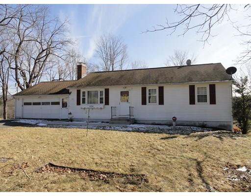 Casa Unifamiliar por un Venta en 196 East Street Petersham, Massachusetts 01366 Estados Unidos