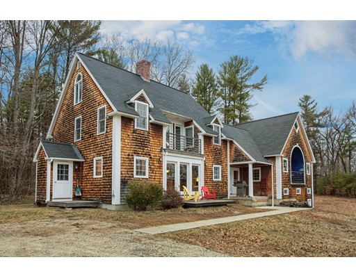 Single Family Home for Sale at 3 Greeley Road Townsend, Massachusetts 01469 United States