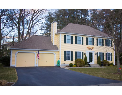 Single Family Home for Sale at 1 Lantern Lane Maynard, Massachusetts 01754 United States
