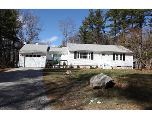 Single Family Home for Sale at 92 Hall Road Londonderry, New Hampshire 03053 United States