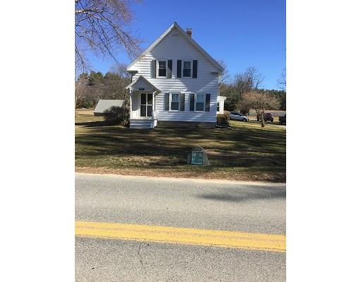 独户住宅 为 销售 在 696 Berkley Street Berkley, 马萨诸塞州 02779 美国