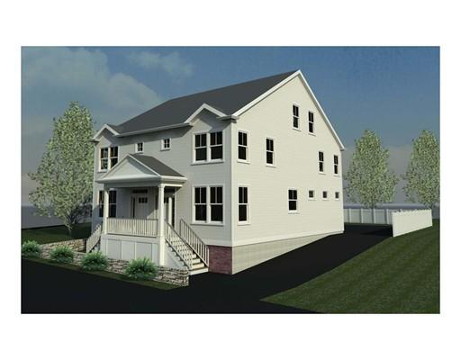 Appartement en copropriété pour l Vente à 29 Winthrop Street Melrose, Massachusetts 02176 États-Unis