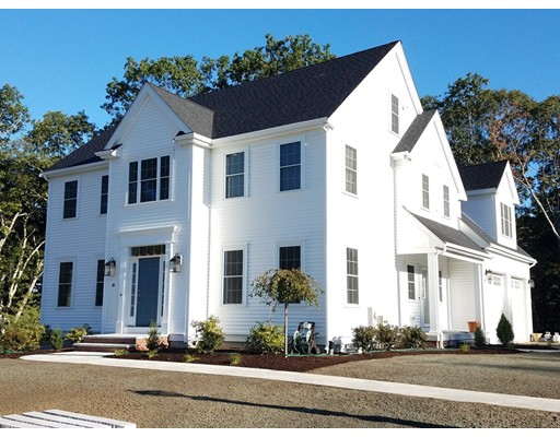 Single Family Home for Sale at 18 Nichols Way Norfolk, Massachusetts 02056 United States