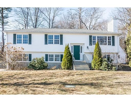Частный односемейный дом для того Продажа на 71 High Street Wilmington, Массачусетс 01887 Соединенные Штаты