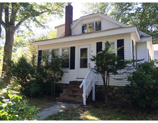 Single Family Home for Sale at 17 Lookout Natick, Massachusetts 01760 United States