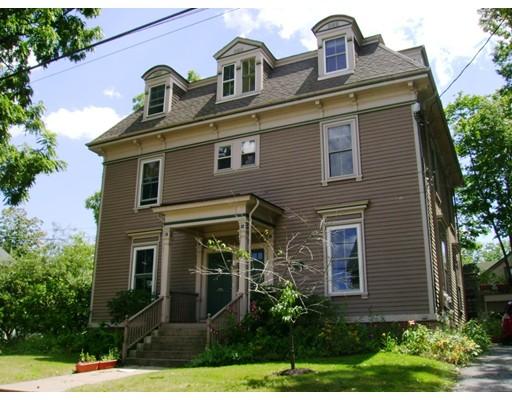 Single Family Home for Rent at 12 Waban Street Newton, Massachusetts 02458 United States