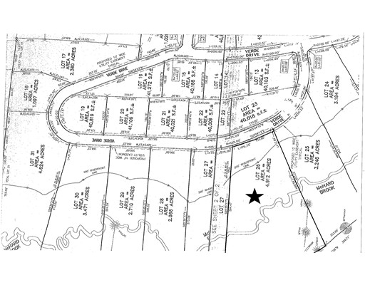 Land for Sale at 123 Verde Drive, Lot 26 123 Verde Drive, Lot 26 Greenfield, Massachusetts 01301 United States