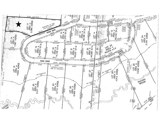 Land for Sale at 71 Verde Drive, Lot 17 Greenfield, Massachusetts 01301 United States