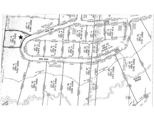 77 Verde Drive, Lot 18, Greenfield, MA 01301