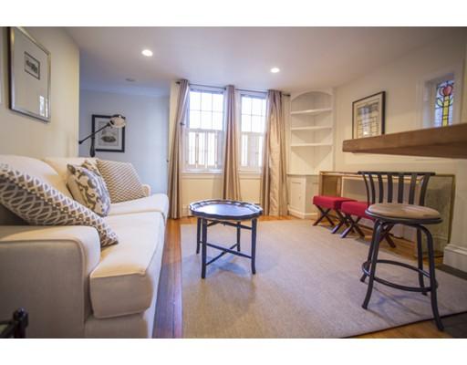 Single Family Home for Rent at 36 Temple Street Boston, Massachusetts 02114 United States
