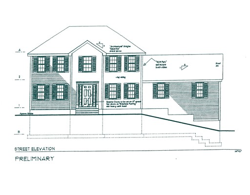 Частный односемейный дом для того Продажа на 101 Brintnal Drive 101 Brintnal Drive Rutland, Массачусетс 01543 Соединенные Штаты