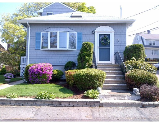Single Family Home for Sale at 57 Lennox Road Nahant, 01908 United States