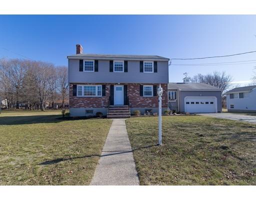 Casa Unifamiliar por un Venta en 8 Thistle Road Burlington, Massachusetts 01803 Estados Unidos