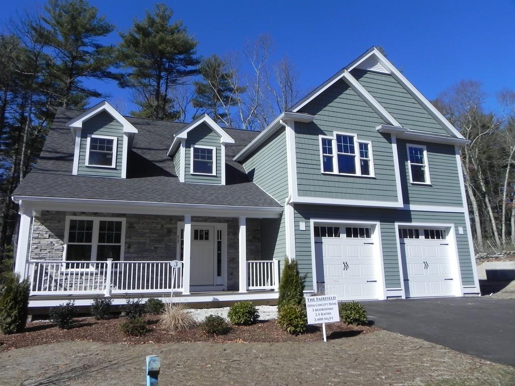 3 Hillcrest Cir(130 Tiffany Rd), Norwell, Massachusetts