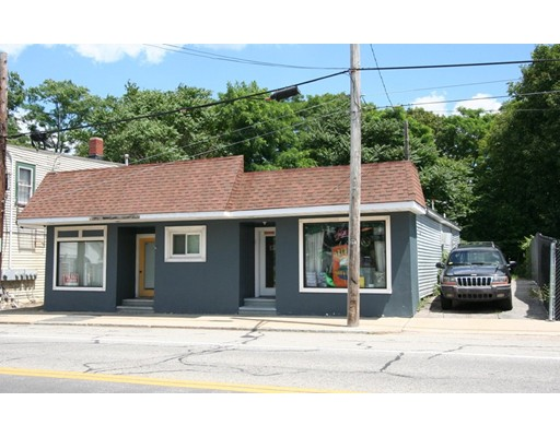 Commercial for Rent at 292 Bullock Pt. Avenue 292 Bullock Pt. Avenue East Providence, Rhode Island 02915 United States