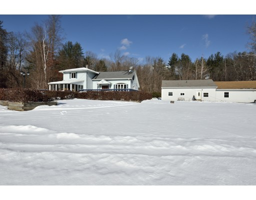 Multi-Family Home for Sale at 1553 Route 2 E 1553 Route 2 E Charlemont, Massachusetts 01339 United States