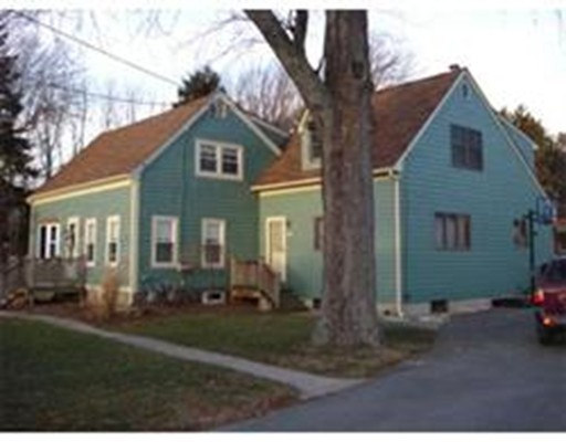 Single Family Home for Sale at 267 North Street Bridgewater, Massachusetts 02324 United States