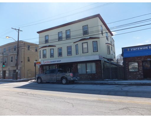 Multi-Family Home for Sale at 545 Washington Street Quincy, 02169 United States