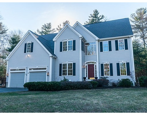 Single Family Home for Sale at 66 Norfolk Road Millis, Massachusetts 02054 United States