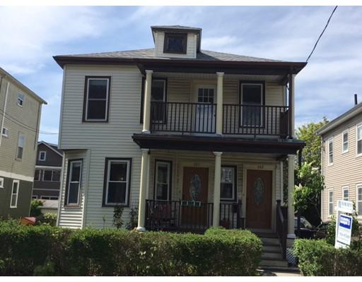 Single Family Home for Rent at 159 Chilton Cambridge, Massachusetts 02138 United States