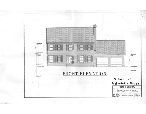 Single Family Home for Sale at 4 High Point Drive Grafton, Massachusetts 01536 United States