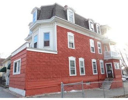 Multi-Family Home for Sale at 218 Prospect Street Lawrence, Massachusetts 01841 United States