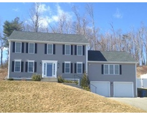 Single Family Home for Sale at 38 Clealand Circle Rutland, Massachusetts 01543 United States