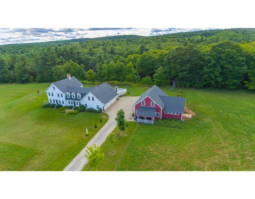 Single Family Home for Sale at 163 Huntington Road Worthington, Massachusetts 01098 United States