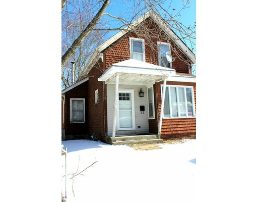 Single Family Home for Sale at 16 Linwood Street Holbrook, Massachusetts 02343 United States