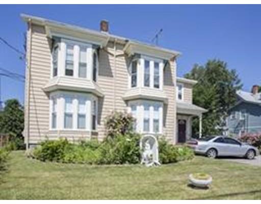 Многосемейный дом для того Продажа на 16 N Bend Street Pawtucket, Род-Айленд 02860 Соединенные Штаты