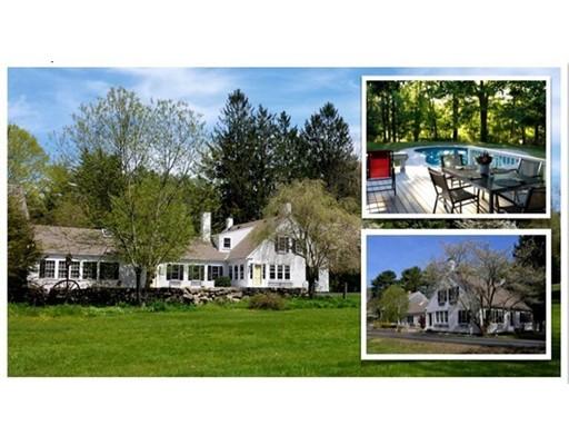 独户住宅 为 销售 在 3 Popes Farm 普林普顿, 马萨诸塞州 02367 美国