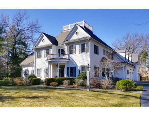 Частный односемейный дом для того Продажа на 122 Fox Run Road Bolton, Массачусетс 01740 Соединенные Штаты