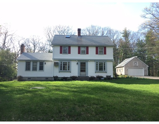 Single Family Home for Rent at 70 Greenwood Street Sherborn, Massachusetts 01770 United States