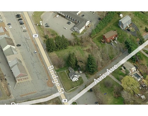 Land for Sale at 1787 Bridge Street (Rt 38) Dracut, 01826 United States