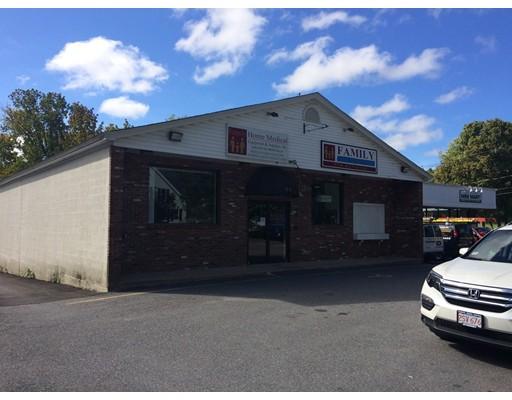 Commercial pour l Vente à 63 Main Street Ashburnham, Massachusetts 01430 États-Unis