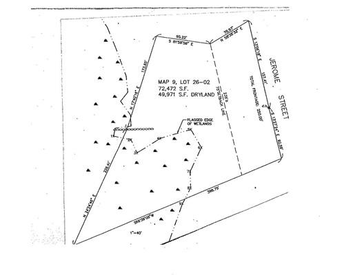 土地 为 销售 在 74 Jerome Street Berkley, 马萨诸塞州 02779 美国